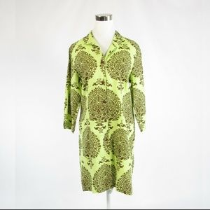 Connie Roberson light green dress M